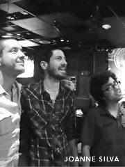 Monagle Session with Dennis Monagle & Joe Cardoza