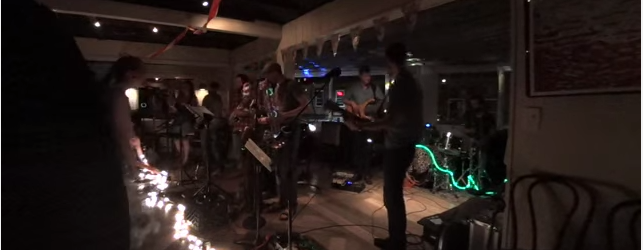 "Poppa Cigar Performs ""Elephants"" by Karl Denson"